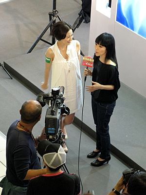 HK CableTV Entertainment News Channel Interview
