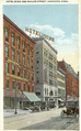 Hotel Bond, Hartford Connecticut, first section, ca 1913-1920