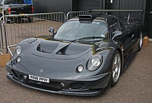 Lotus Elise GT1 Road Car