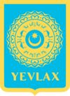 Coat of arms of Yevlax